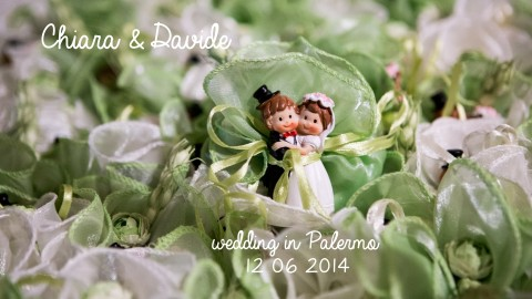 Chiara and Davide - Wedding in Palermo